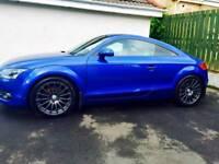 2009 Audi TT 2.0 Petrol TFSI - stunning condition £7200