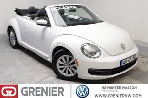 2013 Volkswagen Beetle CONVERTIBLE+BAS KM+CUIR
