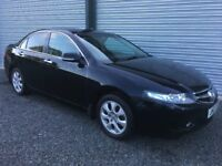 2007 HONDA ACCORD 2.2 CDTI SPORT FULL 12 MONTHS MOT 6 MONTHS WARRANTY DEBIT & CREDIT CARDS ACCEPTED