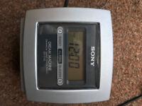 Sony Dream Machine Clock/Radio ICF-C113L
