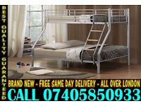 Brand New Bunk .. bed Single Double And Mattress ..CALL NOW Seattle