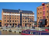 2 bedroom flat in Lock Warehouse, Gloucester, GL1 (2 bed)