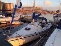 Sailing boat - Gibsea 76