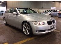 2008 BMW 320d Covertible 2.0 diesel 3 series , part exchange welcome