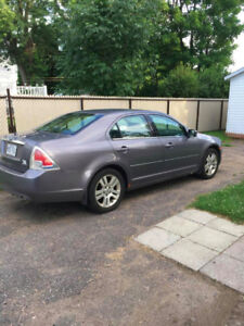 Ford Fusion 2006 SEL V6 Berline (Négociable)