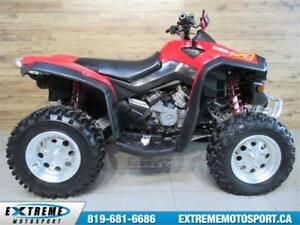 2009 Can-Am Renegade 800 R 44.99$/SEMAINE