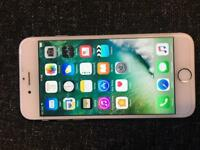 IPhone 6 faulty antennae problems 02-giffgaff very good condition offer over £100