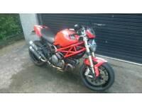 Ducati Monster 1100cc Evo