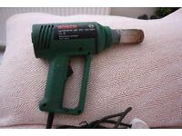 Bosch Heat Gun for Paint Stripping