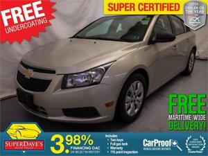 2013 Chevrolet Cruze LS *Warranty*