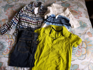 Boys size 5T lot