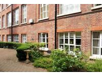 Attractive, well situated apartment for the over 50's in converted building in the heart of Norwich.