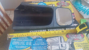 Chevy 88 - 98 Custom Towing Mirrors  May fit others