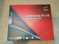Asus ROG MAXIMUS IX FORMULA ATX Socket 1151 *New & Sealed*
