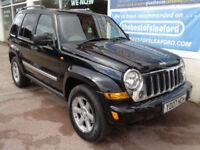 Jeep Cherokee 2.8TD 4X4 Auto Limited Sat Nav P/X