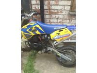 50cc husks vans dirt bike