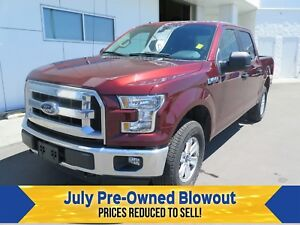 2015 Ford F-150 XLT Accident-Free.