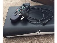 SKY PLUS HD BOX DRX890 Plus Cable And Remote