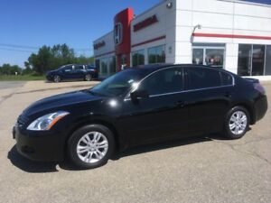 2012 Nissan Altima S 2.5 Manual