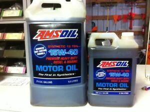 15W-40 Synthetic Diesel Oil for Pre 2007