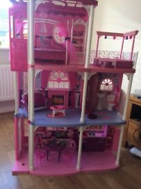 Rare Barbie Townhouse - £40