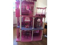 Rare Barbie Townhouse