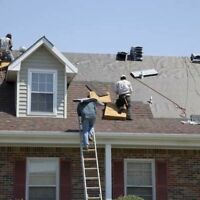 Roof Repairs/New Construction/Guaranteed Fix Leaks/Insured