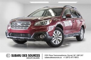 2017 Subaru Outback 2.5i Touring at $215.43 / 2 Semaines