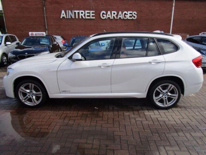 2013 13 BMW X1 2.0 SDRIVE18D M SPORT 5D 141 BHP DIESEL