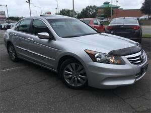 2012 Honda Accord Sedan EX TOIT OUVRANT MAGS BLUETOOTH CRUISE CO