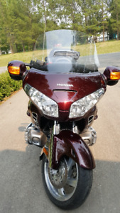 Selling My Baby- 08 Goldwing