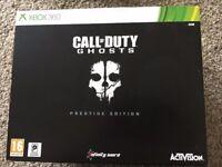 Call of Duty Ghost Prestige Edition - XBox 360