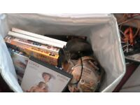 job lot of different dvds
