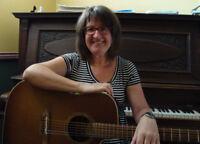 Cours de piano et de guitare à St-Joseph-de-Beauce