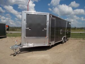 2017 ALCOM HCH 8.5x22 AS Trailer