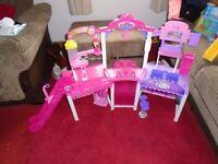 Barbie Mall Playset