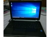 HP Pavilion Laptop in top condition and great spec- Windows 10