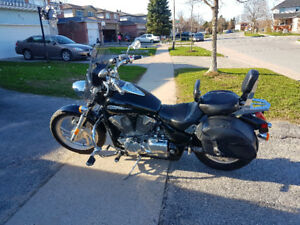 2007 Honda VTX 1300c- 1 owner, meticulously maintained