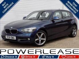 2011 61 BMW 1 SERIES 1.6 118I SPORT 5D 168 BHP