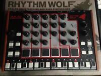 Akai Rythm Wolf Drum & bass synth