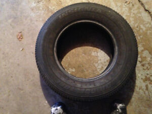 Bridge Insignia SE tire for sale