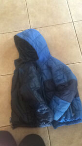 5T North Face winter jacket