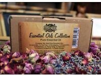 Pure Essential Oils.... 10 x 10ml assorted aromas