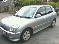 GREAT HATCHBACK AUTOMATIC FOR SALE.