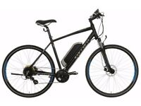 Carrera crossfire-e electric bicycle