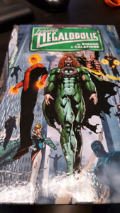 LEAVING MEGALOPOLIS Hardcover - NEW