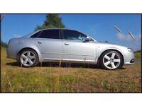 Audi A4 2.0 TDi S-Line 170 bhp
