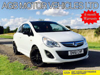 * 2012MY FACELIFT VAUXHALL CORSA 1.2I LIMITED EDITION 1.2 - ONLY 65,000 MILES *
