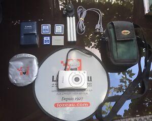 Appareil photos numérique Canon
