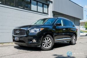 2013 Infiniti JX35 Loaded! Navigation! 360 Camera! Easy Approval